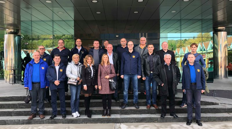 13th Joint Meeting of IPA Slovenia and Croatia's Management Committees in Lendava