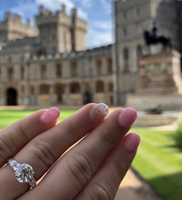 A right sparkle at Windsor castle