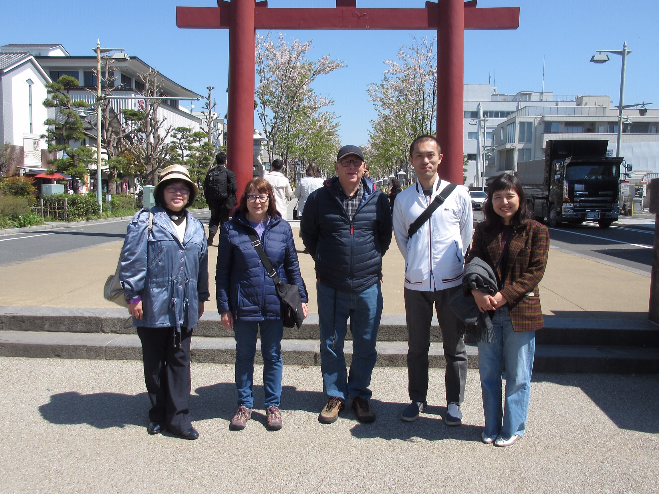 IPA UK's John Penlington enjoys good fellowship in Japan