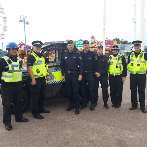 SE officers in Lincolnshire 2018