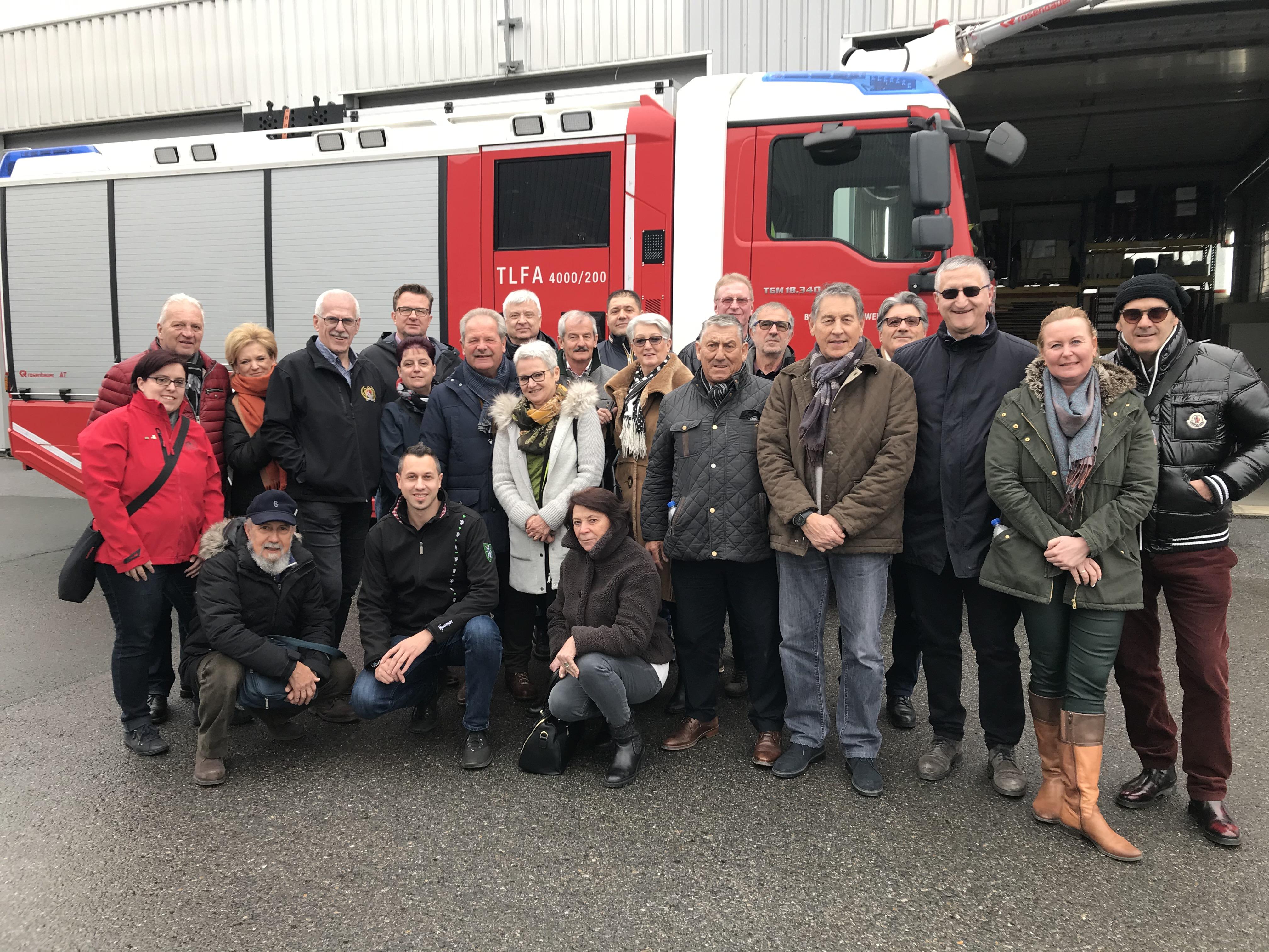 Landessteuergruppentreffen Schulsozialarbeit i.d. Steiermark