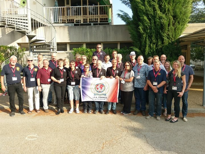 First International Meeting in Nîmes, France