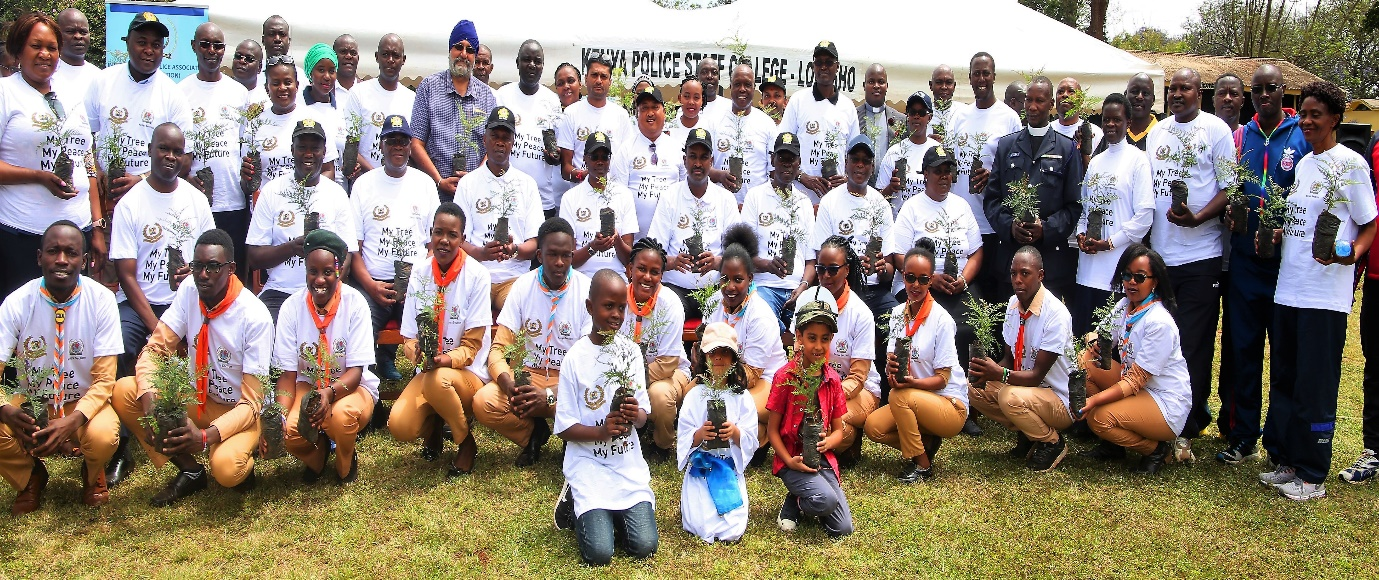 'My Tree, My Peace, My Future' IPA Kenya launches tree planting of 1 million seedlings