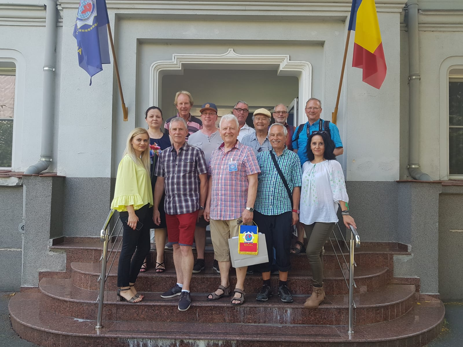 IPA Romania delighted to welcome visitors from IPA Germany's Fulda branch