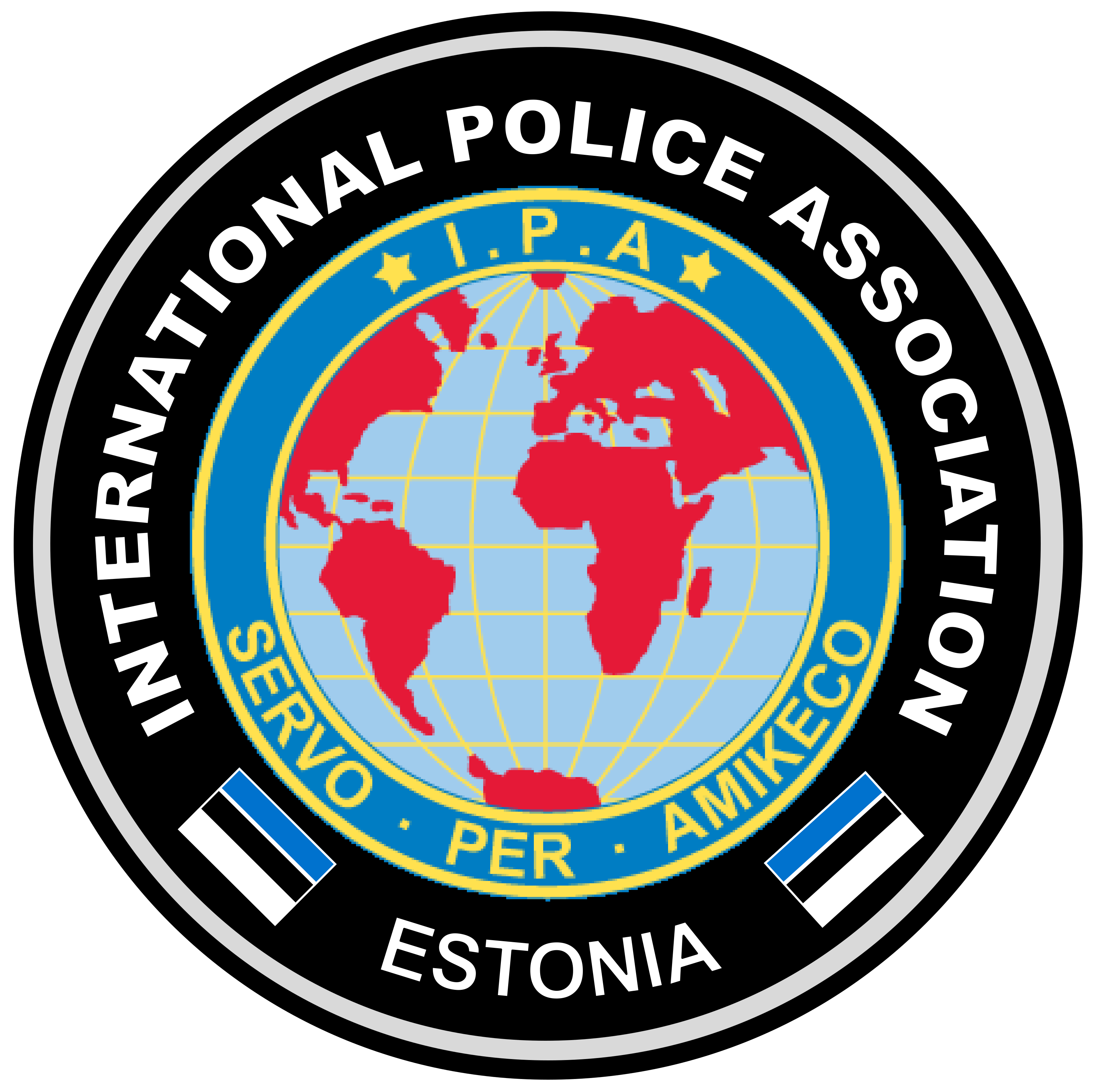 IPA Estonia's Police able to wear IPA Patch on their uniforms