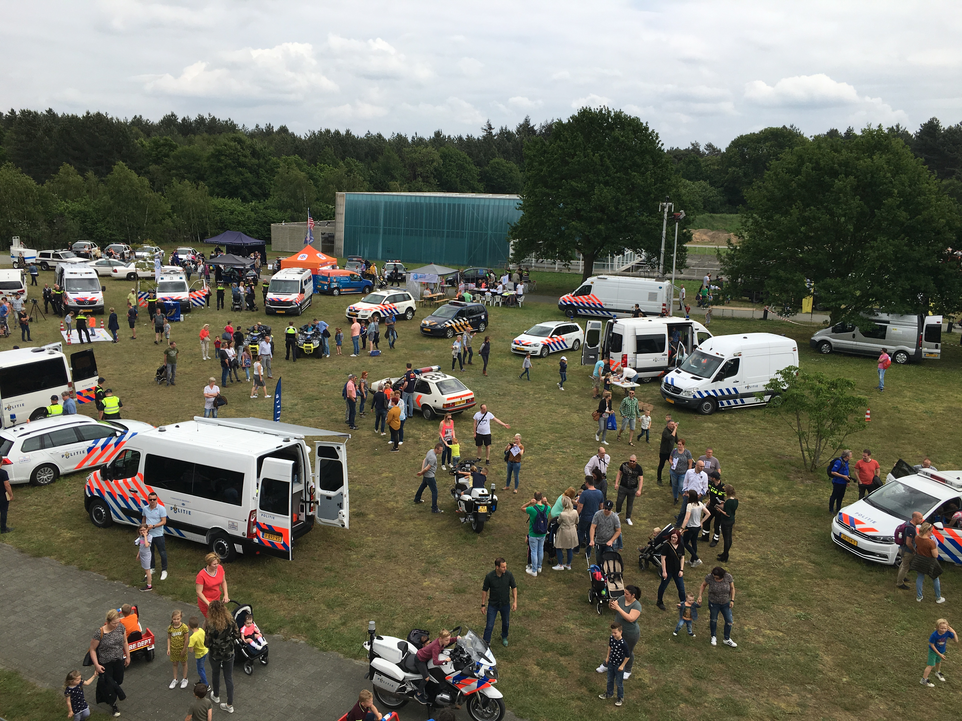 IPA Netherlands take part in the 4th 112 on Wheels event
