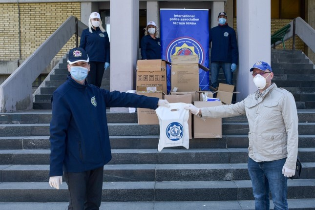 IPA Serbia make valuable Donations of Protective Equipment
