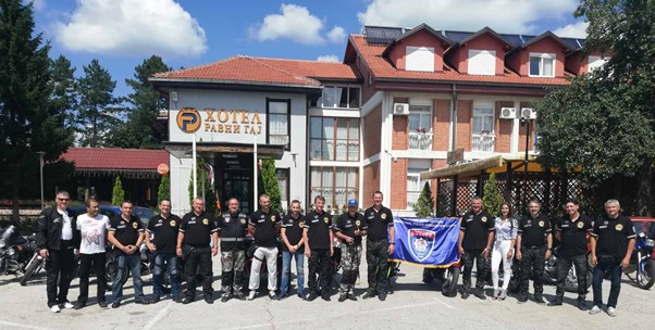 News from the IPA Serbia Motorcycle Section