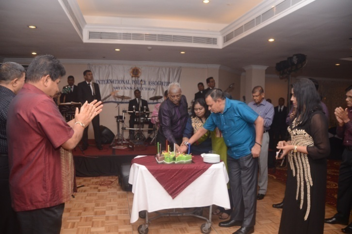 IPA Sri Lanka NEC enjoys a Fellowship Dinner